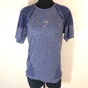 Gymshark Large Seamless Workout Stretch T-Shirt